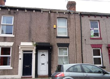 Thumbnail 2 bed terraced house for sale in 16 Linton Street, Carlisle, Cumbria