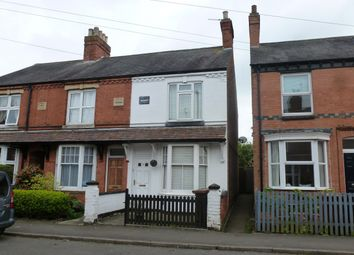 Thumbnail 2 bed end terrace house to rent in Victoria Street, Melton Mowbray