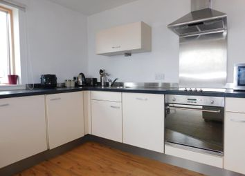 Thumbnail 1 bed flat to rent in Canal Wharf, 20 Waterfront Walk, Birmingham