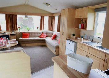 Thumbnail 3 bed mobile/park home for sale in Week Lane, Dawlish Warren, Dawlish