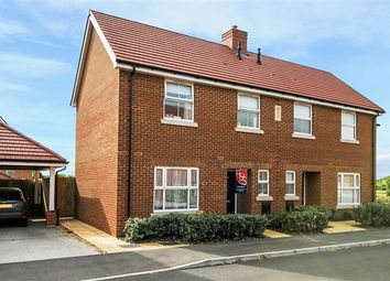 Thumbnail 2 bed semi-detached house for sale in Bywaves, East Bracklesham Drive, Bracklesham Bay, Chichester