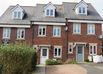 Thumbnail 3 bed town house for sale in Cwrt Pantycelyn, Pontllanfraith, Blackwood