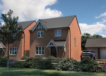 "Thumbnail 4 bed detached house for sale in ""The Hardwick"" at Brampton Lane, Chapel Brampton, Northampton"