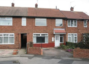 Thumbnail 3 bedroom terraced house to rent in Eastlea Crescent, Deneside, Seaham