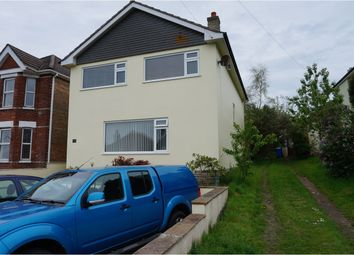 Thumbnail 4 bedroom detached house for sale in Uppleby Road, Poole