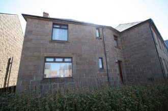 Thumbnail 3 bed end terrace house for sale in Watermill Road, Fraserburgh