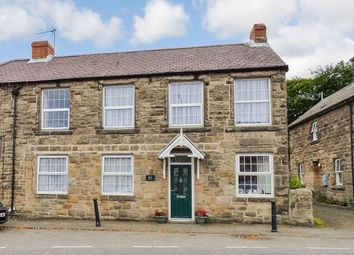 Thumbnail 3 bedroom semi-detached house for sale in Front Street, Longframlington, Morpeth