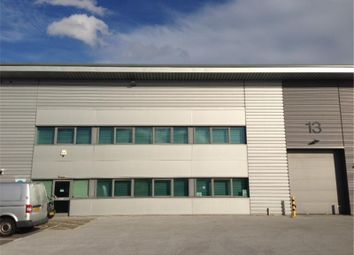 Thumbnail Warehouse for sale in Unit 13, Carnival Park, Carnival Way Off Festival Way, Basildon, Essex, UK