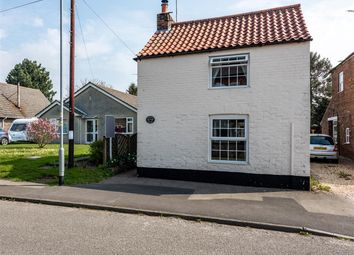 Thumbnail 3 bed detached house for sale in Fen Road, East Kirkby, Spilsby
