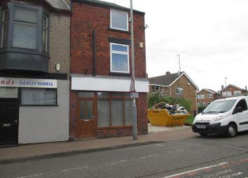 Thumbnail 1 bedroom property to rent in Annesley Road, Hucknall, Nottingham