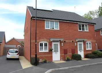 Thumbnail 2 bed semi-detached house for sale in Swanbourne Park, Angmering, West Sussex