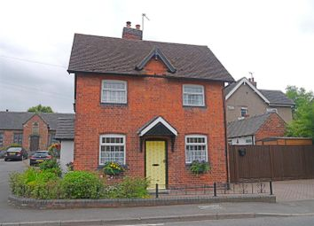 Thumbnail 2 bed cottage for sale in 14 The Village, West Hallam, Ilkeston