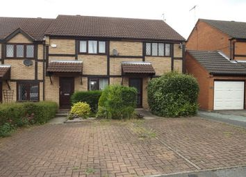 Thumbnail 2 bed semi-detached house to rent in Broad Oak Drive, Stapleford, Nottingham