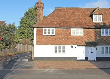 3 bed end terrace house for sale in Old White Hart Cottage, High Street, Brasted, Kent TN16