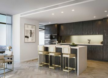 Thumbnail 2 bed flat for sale in Principal Tower, Worship Street, Shoreditch, London
