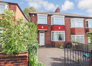 3 bed flat for sale in Axbridge Gardens, Newcastle Upon Tyne NE4