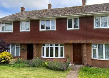 Thumbnail 3 bed terraced house to rent in Tyrrell Mead, Sidmouth