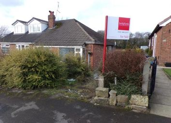 Thumbnail 2 bed bungalow for sale in Catherine Road, Romiley, Stockport, Cheshire