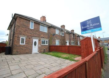 Thumbnail 2 bed semi-detached house for sale in West End Villas, Crook