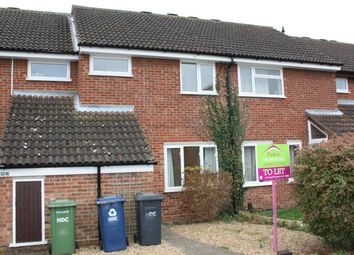 Thumbnail 3 bed terraced house to rent in Edinburgh Drive, St. Ives, Huntingdon