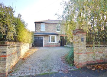 Thumbnail 4 bed semi-detached house for sale in Coopers Hill, Ongar, Essex