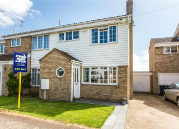 Thumbnail 3 bed semi-detached house for sale in Reynolds Fields, Higham, Kent
