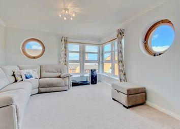 Thumbnail 3 bed flat for sale in Roxburgh Street, Greenock