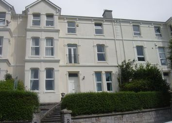 Thumbnail 2 bed flat to rent in 8 Hillsbourough, Flat 5, Plymouth