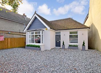 Thumbnail 3 bed detached bungalow for sale in Curzon Road, Maidstone, Kent