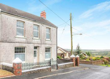 Thumbnail 3 bed detached house for sale in Bronallt Road, Hendy, Swansea