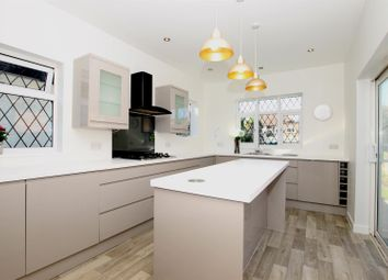 Thumbnail 2 bed semi-detached bungalow for sale in Rosemary Avenue, West Molesey