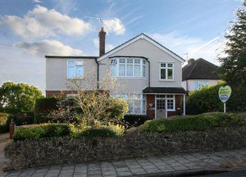 Thumbnail 4 bedroom detached house for sale in Cranmore Lane, Aldershot