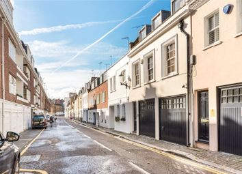 Thumbnail 4 bed terraced house for sale in Cadogan Lane, Chelsea, London