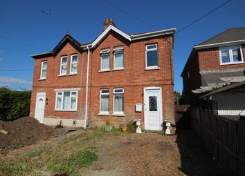 Thumbnail 2 bed semi-detached house for sale in Sea View Road, Upton, Poole