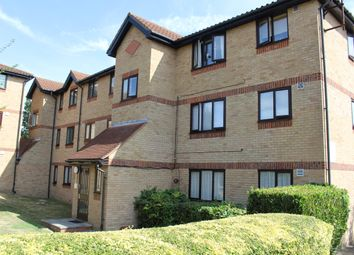 Thumbnail 1 bed flat for sale in Waddington Close, Burleigh Road, Enfield