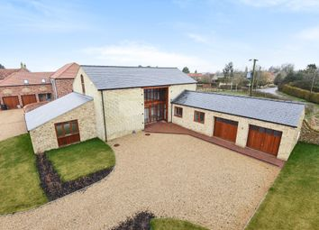 Thumbnail 4 bed barn conversion for sale in Oxborough Road, Boughton, King's Lynn