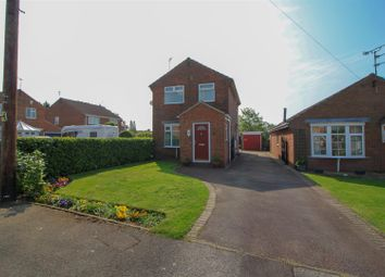 Thumbnail 3 bed detached house for sale in Pear Tree Close, Clarborough, Retford