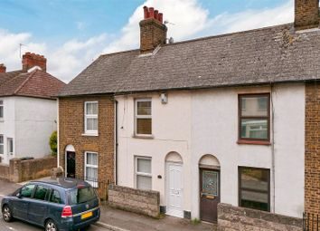 Thumbnail 2 bed terraced house for sale in Holborough Road, Snodland