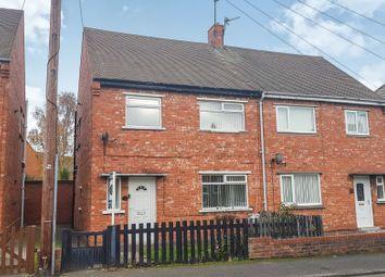 Thumbnail 3 bedroom semi-detached house to rent in Waverley Drive, Bedlington