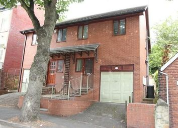 Thumbnail 3 bed semi-detached house for sale in Cannon Hall Road, Sheffield