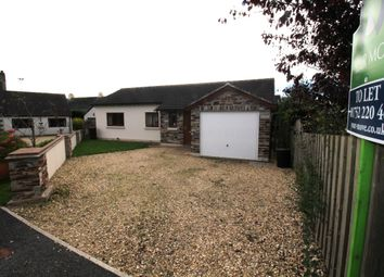 Thumbnail 3 bed bungalow to rent in Green Acre, Trebullett, Launceston