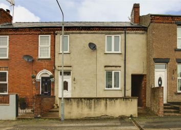 3 bed terraced house for sale in Frances Street, Brinsley, Nottinghamshire NG16