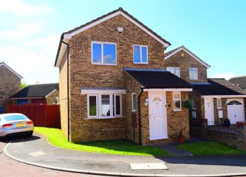 Thumbnail 3 bed detached house for sale in Bledlow Rise, West Hunsbury, Northampton