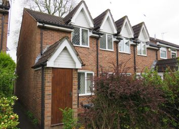 Thumbnail 1 bed end terrace house for sale in Canterbury Close, Yate, Bristol