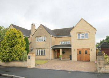 Thumbnail 5 bed detached house for sale in Park Crescent, Frenchay, Bristol