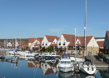 Thumbnail 4 bedroom town house for sale in Tintagel Way, Port Solent
