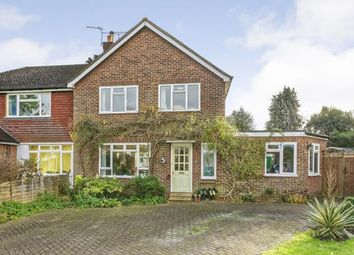 Thumbnail 3 bed semi-detached house for sale in Bookham, Leatherhead, Surrey