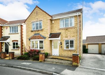 Thumbnail 4 bed detached house to rent in Richmond Road, Calne