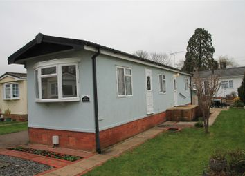 Thumbnail 1 bed mobile/park home for sale in Main Road, Willows Riverside Park, Windsor