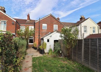 Thumbnail 2 bed terraced house for sale in The Crescent, Eastleigh, Hampshire